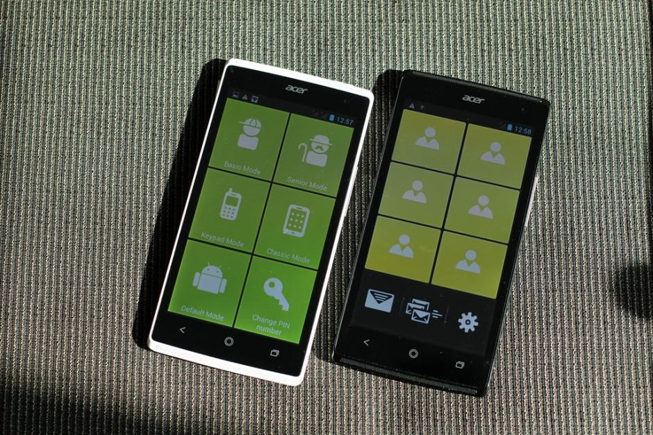ACER Liquid Z5 smartphone